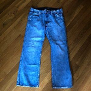 Men's Buffalo denim jeans